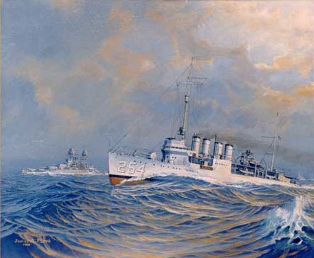 USS Rogers (DD-254)