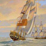 HMS Richmond and HMS Dartmouth
