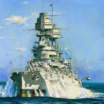 USS Pennsylvania in 1936