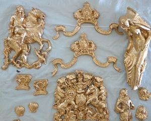 Preserved Sculptures