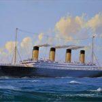 Titanic Sunset