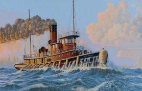 Lady Helen Tugboat